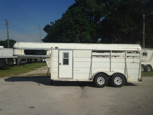 Trailer Classified Ad 1974 Big-V