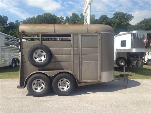 Trailer Classified Ad 2006 Longhorn