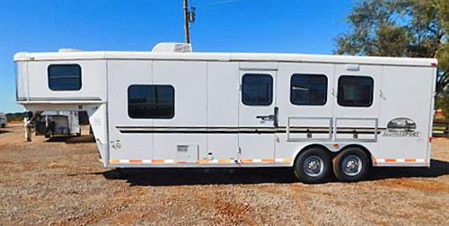 Trailer Classified Ad 2003 Bison