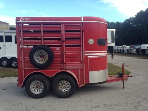 Trailer Classified Ad 2000 Bison