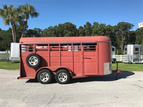 Trailer Classified Ad 2002 Calico