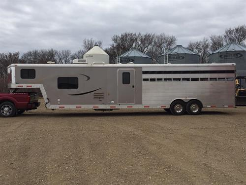 Trailer Classified Ad 2012 Bison