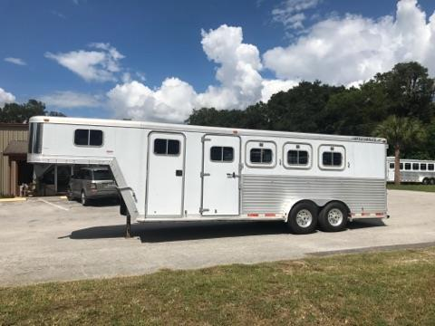 Trailer Classified Ad 2000 Featherlite