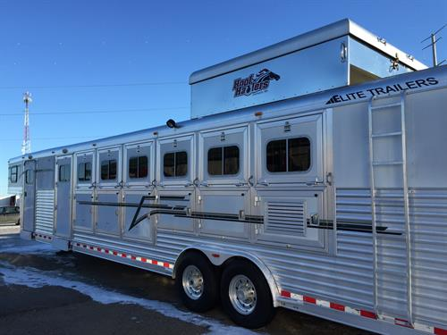 Trailer Classified Ad 2005 Elite