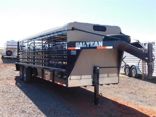 Trailer Classified Ad 2018 Galyean