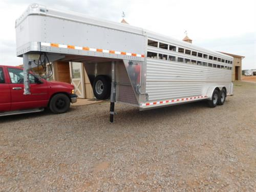 Trailer Classified Ad 2018 Barrett