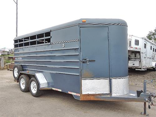 Trailer Classified Ad 2008 K&O