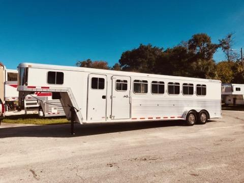 Trailer Classified Ad 2001 Featherlite