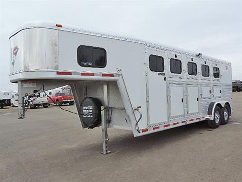 Trailer Classified Ad 2003 Hart