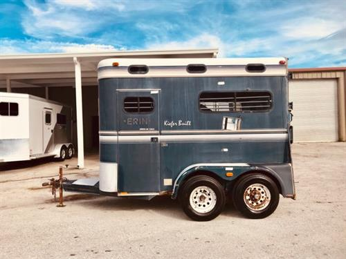 Trailer Classified Ad 1994 Kiefer Built