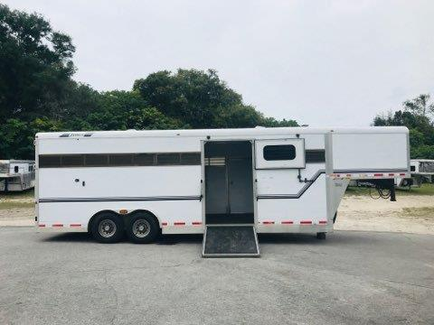 Trailer Classified Ad 2000 Jamco