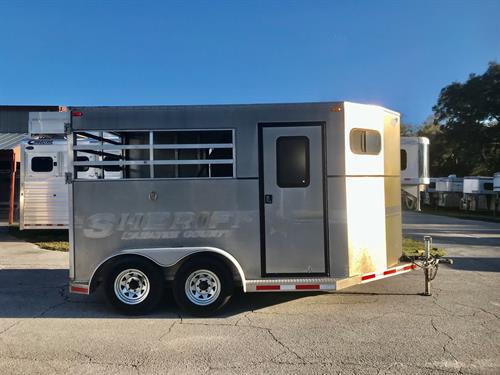 Trailer Classified Ad 2003 TG