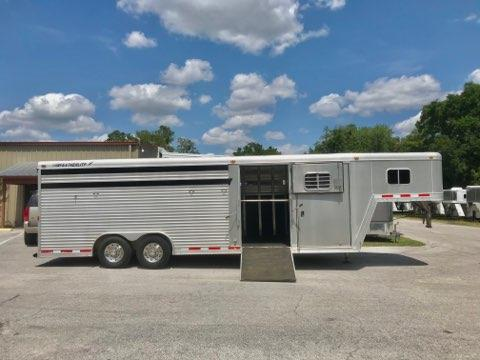 Trailer Classified Ad 1998 Featherlite