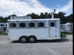 Trailer Classified Ad 2002 Side Kick